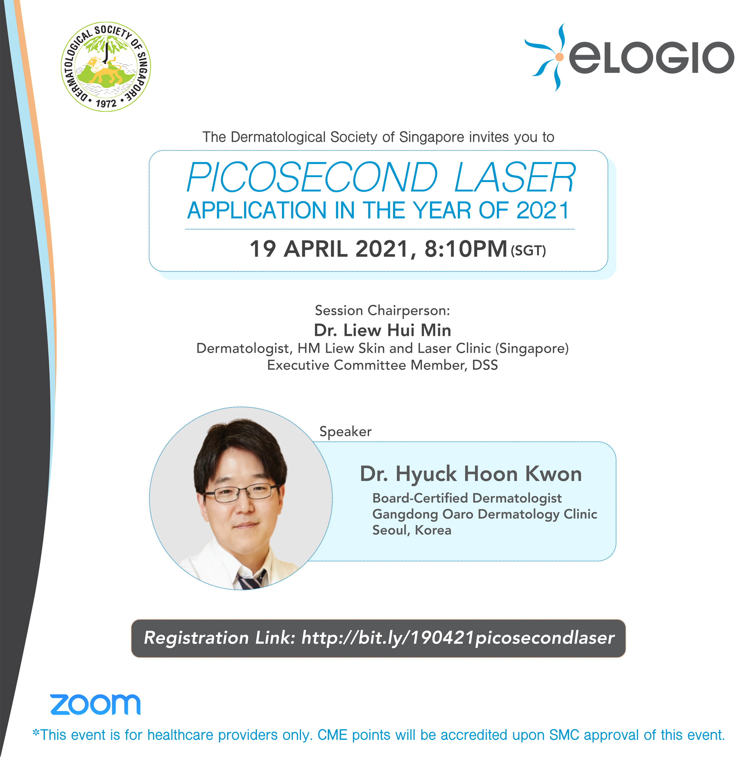 Picosecond Laser - Application in the Year 2021 @ Virtual